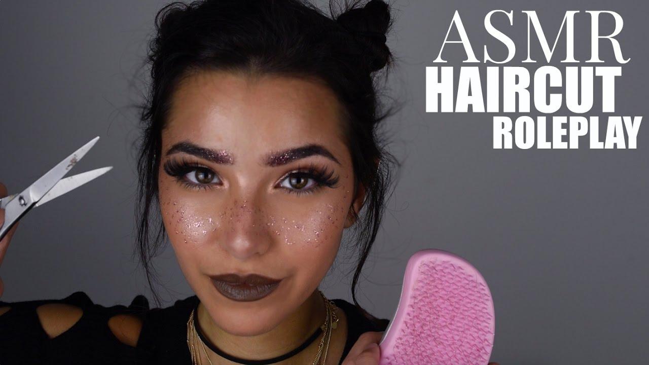Video Haircut Role Play Asmr Glow Asmr Ca