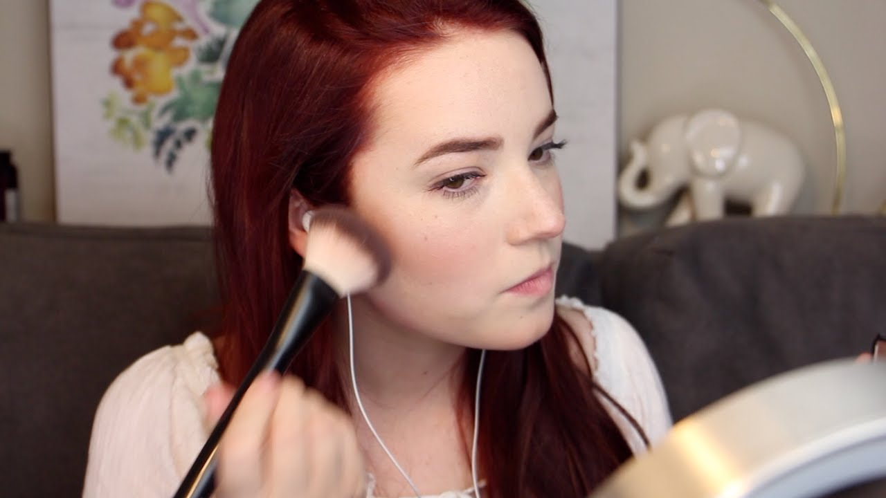 video my everyday makeup goodnight moon asmr asmrca