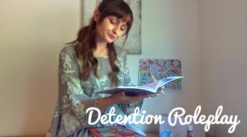 Detention with Miss Michelle (SophieMichelle ASMR)