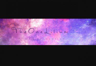 YouTube Channel: TheOneLilium ASMR