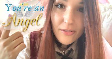 ASMR – YOU ARE AN ANGEL (Seafoam Kitten's ASMR)