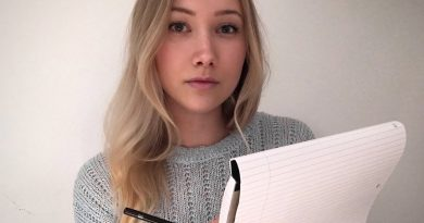 ASMR Sketching You Roleplay (Abby ASMR)